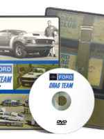 Ford Drag Team DVD