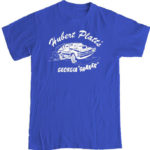Retro Drag Team Shirt - Blue