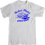 Retro Drag Team Shirt - White