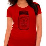 Ladies Shirt - Red
