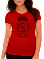 Ladies Shirt - Red